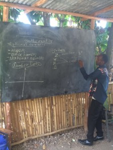 Wali Teaching